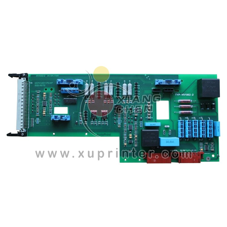Heidelberg Printed Circuit Board, 91.101.1141, Heidelberg Circuit Board, Heidelberg Machinery Parts