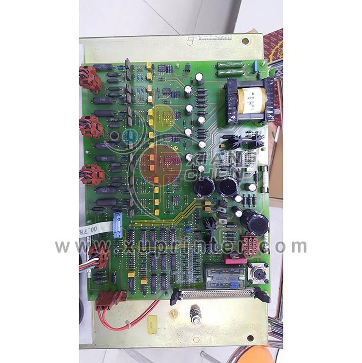 海德堡线路板blt1-电路板-广州市翔琛印刷设备有限公司