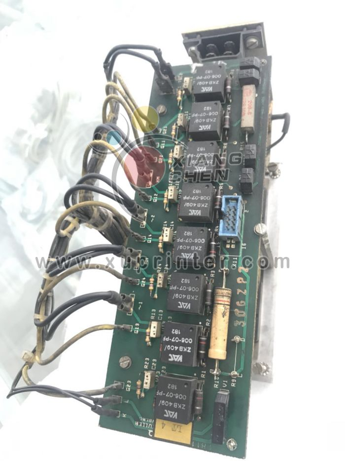 Heidelberg Power Part Circuit Board, 91.198.1333, Heidelberg Offset Machinery Parts